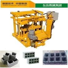 Hot selling QT40-3A small block making equipment