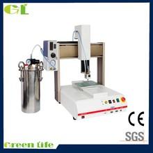 Automatic 3 axis movement CD-ROM driver glue dispenser/Desktop glue Dispensing Robot