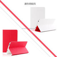 9 colors cover case for ipad 2 3 4 dandelion tablet case 9.7 inch two side folding protective sleeves for apple pad 2 3 4