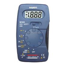 Mini digital Pocket multimeter M300 13-Range MASTECH