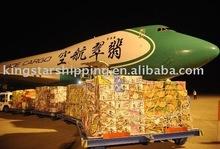 Shenzhen/Guangzhou/Hongkong to Ayers Rock, Northern Territory, Australia (AYQ)by air freight