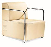 Modern stylish low price sofa set design office sofa 248#