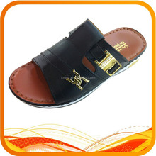pu man arabic slipper sandal