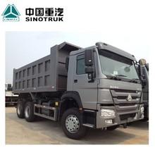 Sinotruck Howo standard dump truck load for gravel