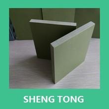 low water absorption pvc solid board