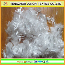 High quality polypropylene staple fiber for concret
