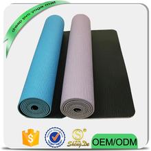 yoga & pilate pvc rainbow yoga mat,foldable yoga mat manufacturer wholesale