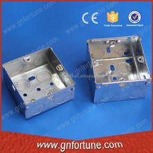 Wholesale BS4662 Electrical Stainless Steel Junction Box