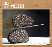 dried black truffle