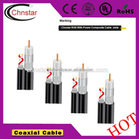 satellite+tv cables manufacturer RG59U RG6U coaxial cable coaxial cable digital tv