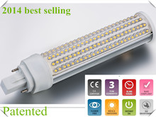 G24D-3 G24Q-3 led corn lamp for PL fluorescent tube replacement