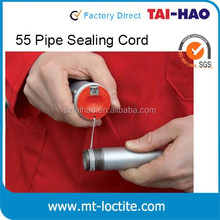 Loctit 55 gas seal thread pipe joint instead of tape