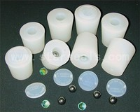 colored waterproof rubber plug rubber molded parts