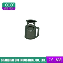OIO NO mold fee for good elastic cord plastic stopper for garment & sportswear