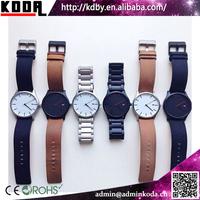 Stainless Steel Watch Case 3atm Water Resistant Quartz Watch