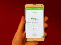 Полный 1:1 оригинального s5 смартфон i9600 Телефон 2 Гб Оперативная память 16 ГБ ПЗУ mtk6589 quad core андроид 4.4 оригинальный логотип под стекло 3g gps wifi