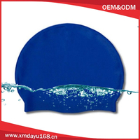 Wholesale Waterproof Funny Swimming Cap , Swim Caps