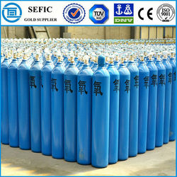 quality and quantity assured high pressure oxygen gas bombsteel O2 air tankoxygen gas cylinder gas container