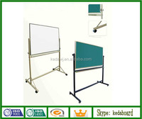 Movable Magnetic White Board with stand