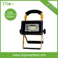 10W 5V waterproof rechargeable battery LED portable emergency light