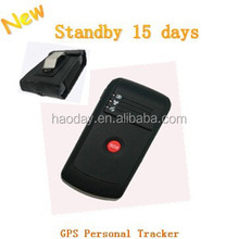 vehicle and personal location tracker 15 days standby ,small size, easy to use and supports two-way communication tracker MT-70