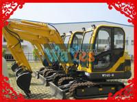 manufactirer supply self-propelled europe machinery used excavators