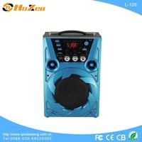 Supply all kinds of bmr speaker,8 inch subwoofer loud portable trolley speaker