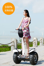 2015 shenzhen 2 wheels electric auto balancing stand up scooter,smart thinking car,off road,for golf
