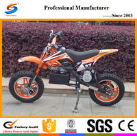 DB008 2015 Hot Sell Electric Dirt bike 500w and Electric Dirt Bike 800w with CE for kids
