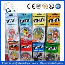MM car air freshener