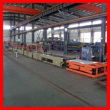 1500 piece/day mgo 3mm roof forming machine 29years
