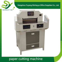 SY-5200H Good Quality Program Paper Cutter/guillotine/Paper cutting machine