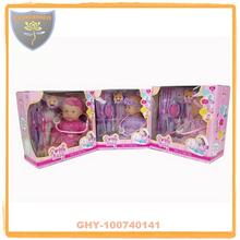 Muñecas juguetes al por mayor 15 pulgadas con función sacudiendo la cabeza, la medicación, la enfermedad