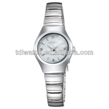 2015 resistant water quartz lady watch