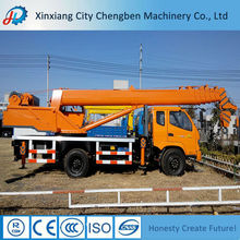 Wide Market Fully Hydraulic Lifting Crane Fuctional T-King Trucks for Sale