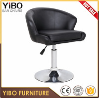 commercial used adjustable comfortable bar stool parts accessories swivel kitchen office furniture