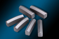 Tungsten Cemented Carbide inserts for drill rod K034 snow plow inserts