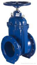 Ductile Iron Gate valve cast iron non-rising stem gate valve
