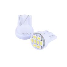 Car bulb lamp holder t10 1206 8smd