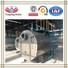 Horizontal and Industrial Usage Oil/Gas Fired Steam Boiler Price
