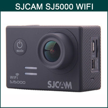Wholesale SJCAM SJ5000 WIFI Cheap Action Camera 60fps 10800p HD Sports Video Camera Cam