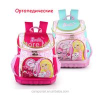 HOT Princess Children School Bags Orthopedic Backpack for Girls Quality Kids Cartoon Mochila Escolar Princesas Primary Bookbags