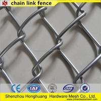 Chain link wire fence netting for hot-sale China manufacturer