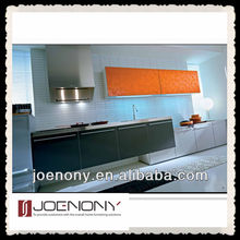 Modern Lacquer kitchen Cabinet Design combination