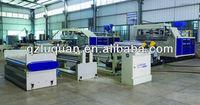 High Speed environmental production film casting machine for PE/TPU/EVA/PEVA