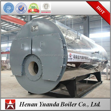 single drum horizontal structure oil fired hot water boiler for sale, oil fired steam boiler for sale, oil fired boiler for sale
