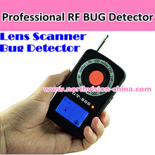Professional gps signal detector with continuous 8 hours battery time