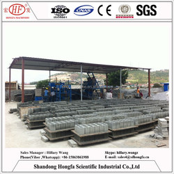 QTJ4-26 sand lime brick making machine/semi automatic brick making machine/vibrator block machine