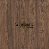 600*600 rustic wood texture floor tile