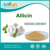 Factory Supply Garlic Extract Allicin CAS NO. 539-86-6